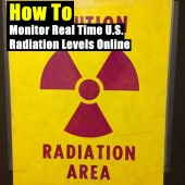 How To Monitor Real Time U.S. Radiation Levels Online