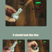 How To Make A Smoke Bomb For Signaling Or For A Getaway