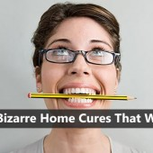 19 Bizarre Home Cures That Work