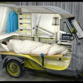 A New Breed Of Cheaper Bug Out Vehicle / Combined Accommodation?