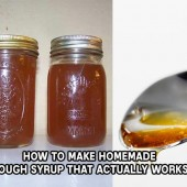 How To Make Homemade Cough Syrup