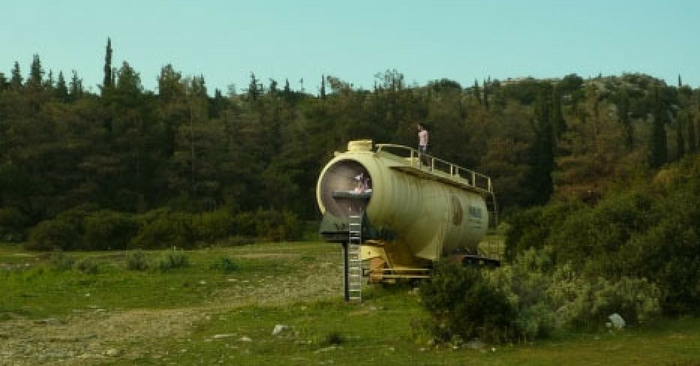 Turn Oil Tankers or Grain Trucks to SHTF Homes — Who would have thought you could turn a truck into a home? Maybe not the nicest house, but when SHTF, it's livable right?