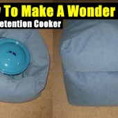 How To Make A Wonder Box – Heat Retention Cooker