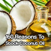 160 Reasons to Stock Coconut Oil
