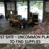 POST SHTF – Uncommon Places To Find Supplies