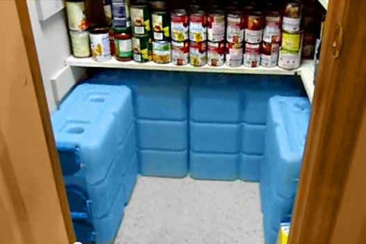Creative Storage Applications-Pantry