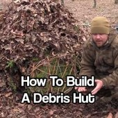 How To Build a Debris Hut