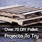 Over 70 DIY Pallet Projects To Try