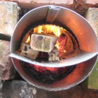 What Is A Rocket Stove? Why Do I Need One? — Rocket stoves are fabulous! Easily built but capable of producing a hot flame that you can cook, I suppose, everything over. You can even bake bread with a little modification.
