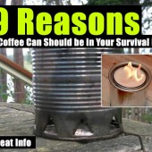 9 Reasons a Coffee Can Should be in Your Survival Kit