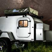 Moby1 Expedition Trailers – Great For A Bug Out Trailer