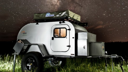 Build A Bug Out Trailer : Moby expedition trailers great for a bug out trailer