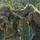 How To Make A Ghillie Suit
