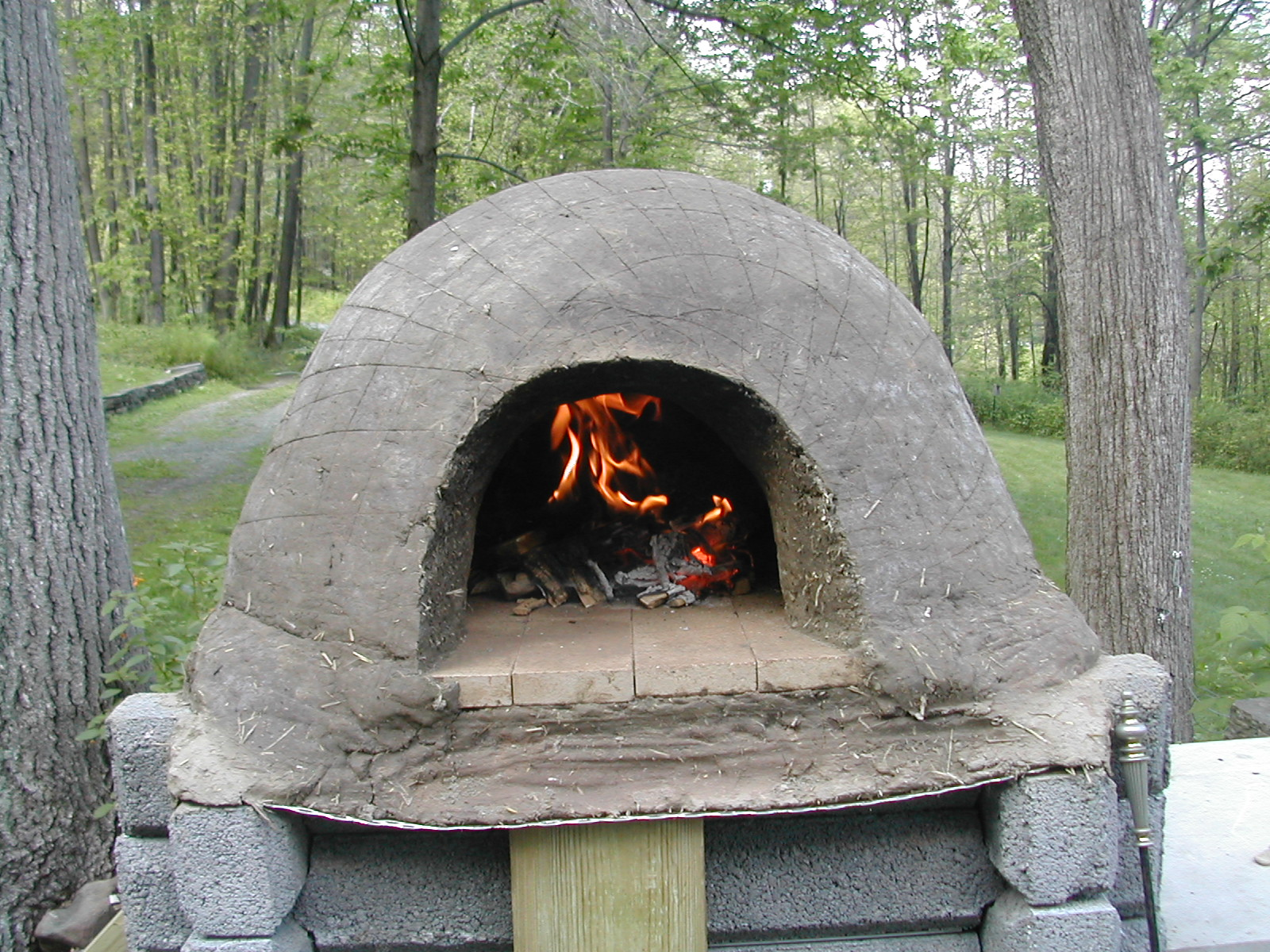 How To Build An Earth Clay Oven Shtf Amp Prepping Central