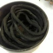 Forget Char Cloth or Char Balls – MAKE CHAR ROPE