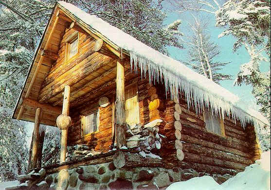 Build a handsome sturdy and affordable log cabin a short for Affordable cabins to build