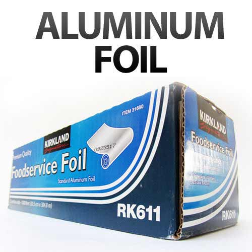 30 Unusual Uses for Aluminum Foil - It can be used to clean, catch, protect, frighten, scrub, lift, soften, shape, grow, fix, sharpen, steam, attach, boost, and polish.