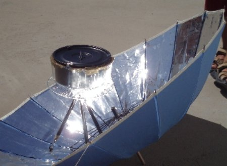 Diy How To Build Your Own Umbrella Solar Cooker