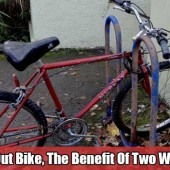 Bug Out Bike, The Benefit Of Two Wheels
