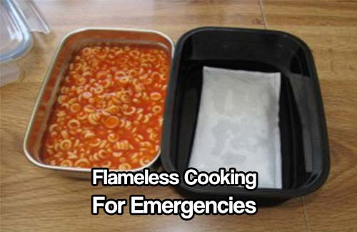 Flameless Cooking For Emergencies