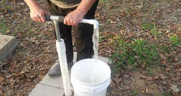 How To Make Your Own Pvc Water Well Hand Pump Shtf