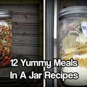 12 Yummy Meals In A Jar Recipes