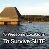 16 Locations To Survive SHTF