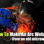 How To Make An Arc Welder