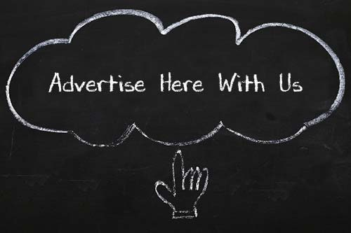 Advertise Here With Us