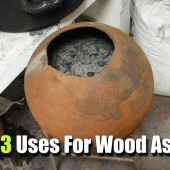13 Uses For Wood Ash - 13 Uses For Wood Ash - Ever wondered what you can you do with all the ash from burning wood in your fireplace, wood stove or camp fire? Wood ash can be useful in home gardens, in your compost pile or as a pest repellent.