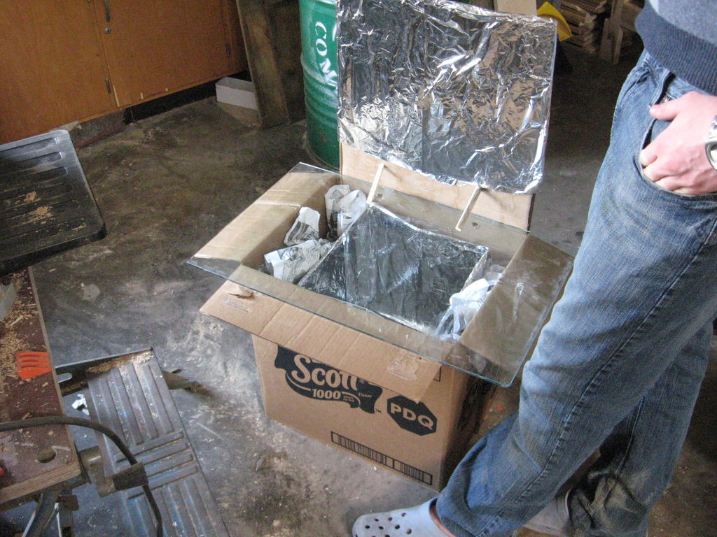 10 Diy Solar Oven Projects Shtf Amp Prepping Central
