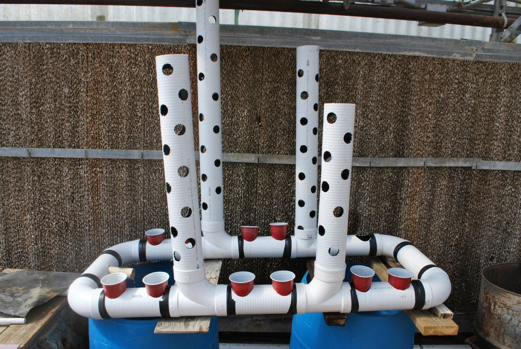 How To Build A Vertical Aquaponic System Shtf Amp Prepping