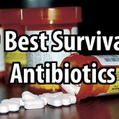 The 9 Best Survival Antibiotics