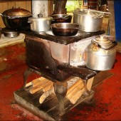 The Art of the Wood-Burning Cookstove 101