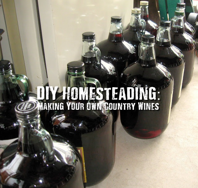 DIY Homesteading: Making Your Own Country Wines - Learn how to make Rose Petal Wine and Strawberry Wine in the article below. Both are delicious and contain a fair amount of alcohol. This would be a very delicious treat or a great bartering item if SHTF. Super easy and cheap to do :)