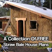 A Collection Of FREE Straw Bale House Plans
