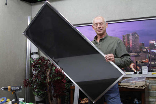 Diy Foil Solar Panels For Windows Very Easy