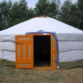 How To Build A Cheap Portable Home (Yurt) For SHTF