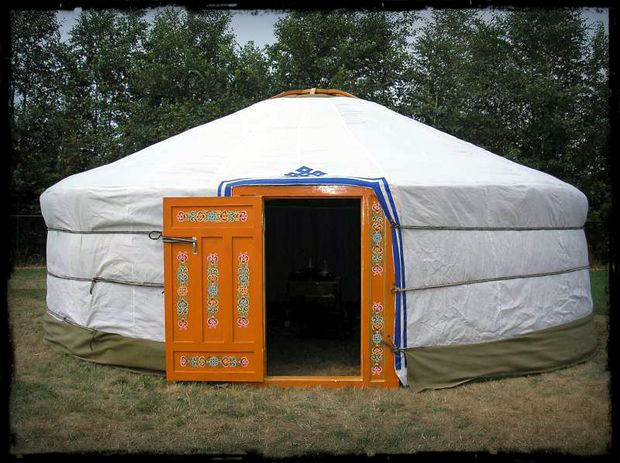 How To Build A Cheap Portable Home Yurt For Shtf Shtf
