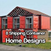 6+ Shipping Container Home Designs