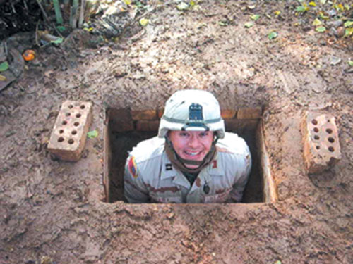 Shtf Shelter: How And Why To Dig A Spider Hole And A Foxhole