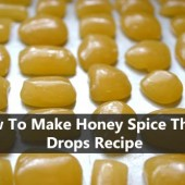 How To Make Honey Spice Throat Drops Recipe – With Healing Essential Oils