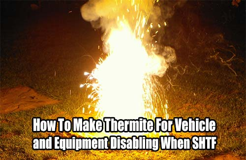 How To Make Thermite
