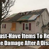 27 Must-Have Items To Repair House Damage After A Disaster