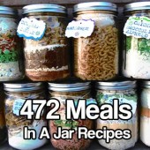 472 Meals In A Jar Recipes