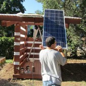 DIY Scalable Solar Power System – On a Budget