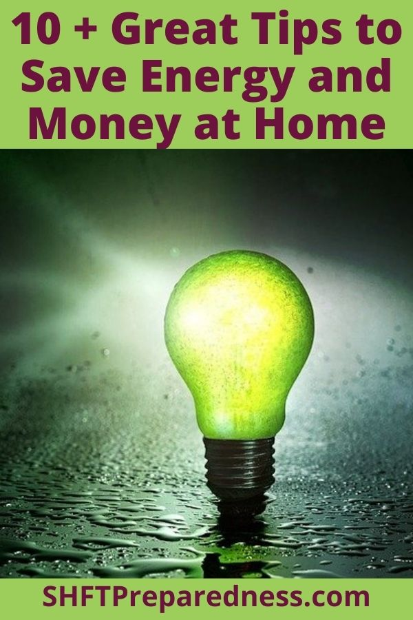 If green energy is a mystery to you, this article will show you how important it is to save energy and money at home. Not only for the health of the environment but also for you. This, from a prepping perspective, could be your best investment. This is also a great way to become less reliant on the grid and pay hundreds of dollars a month less for energy.