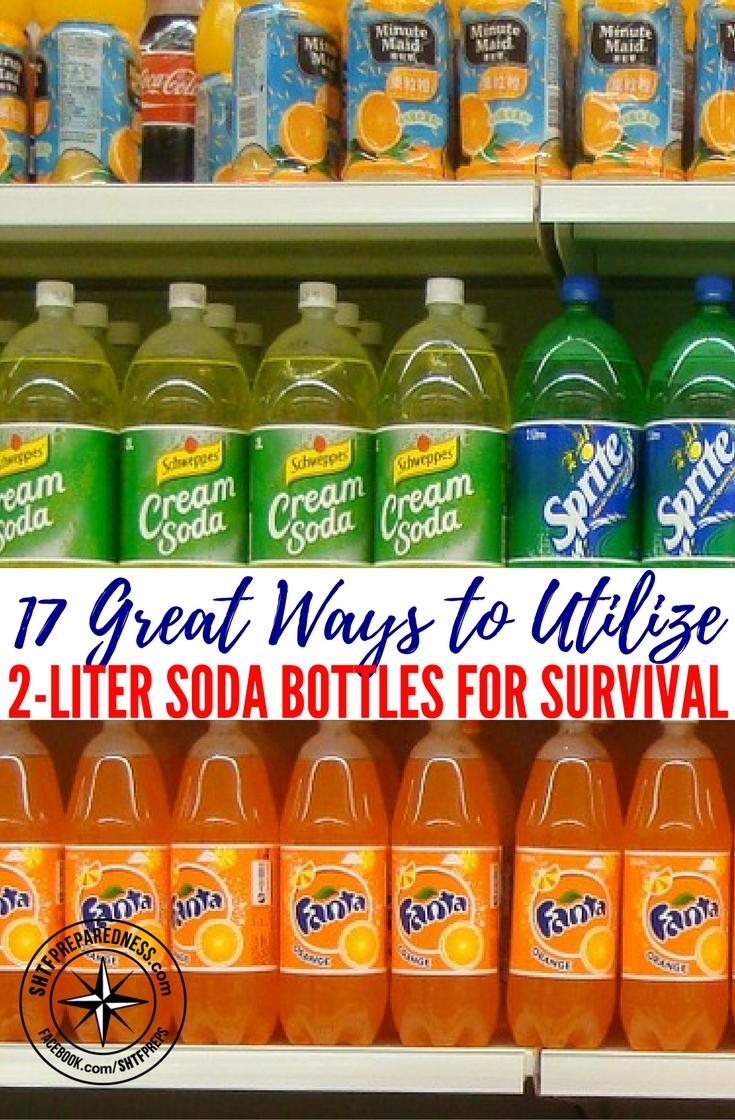 17 Great Eyeliner Hacks: 17 Great Ways To Utilize 2-Liter Soda Bottles For Survival