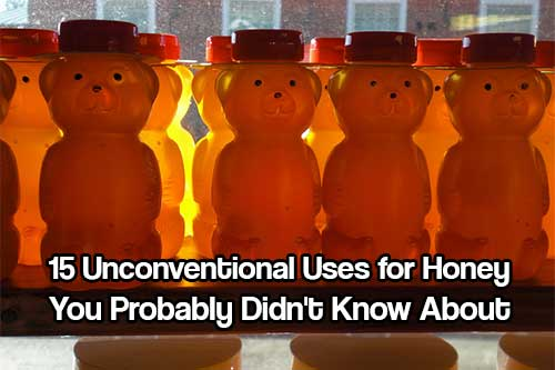 15 Unconventional Uses for Honey You Probably Didn't Know About
