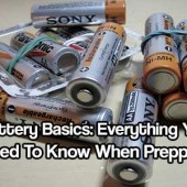 Battery Basics, Everything You Need To Know When Prepping
